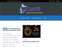 Tablet Preview of cadans-synchro.nl